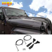 цена на BAWA Protective Frames for Jeep Wrangler JL 2018 Removing Barriers Rope Accessories for Jeep Wrangler jl