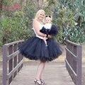День матери Девушка Юбка Мать Дочь Соответствующие Юбка Мать и Меня Юбки