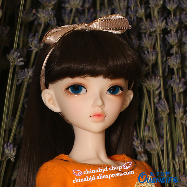 OUENEIFS fairyland minifee chloe bjd 1/4 body model reborn baby girls boys dolls eyes High Quality toys shop make up resin anime