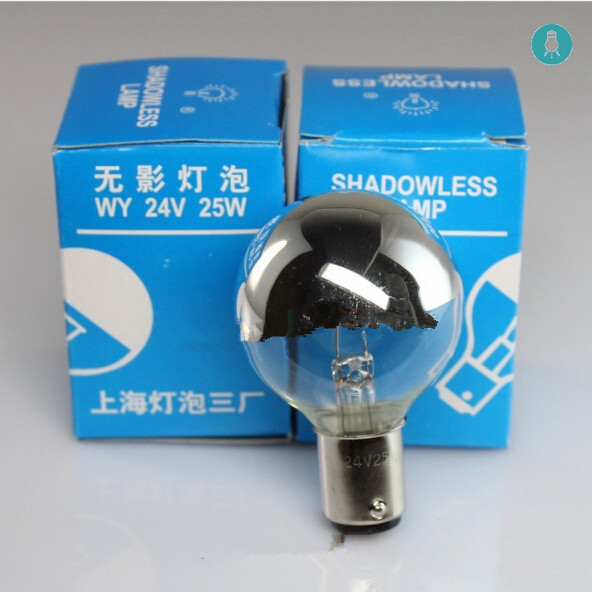 Computer & Office Adroit Shanghai Xiangyang Ba15d 500h 24v25w Plant Bulbs 3 Hole Cards Shadowless Lamp Wy24v25w Free Tracking