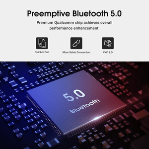 Image 2 - Mpow BH051 Bluetooth 5.0 Receiver Wireless Adapter With Quick Charging & Voice Assistant 10H Playtime For Headphone Car Home