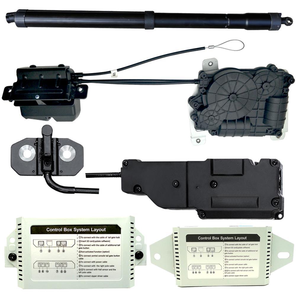 Carbar eléctrico inteligente cola Puerta de ascensor de reparación de piezas de accesorios de la caja de Control Polo de succión eléctrica de cierre