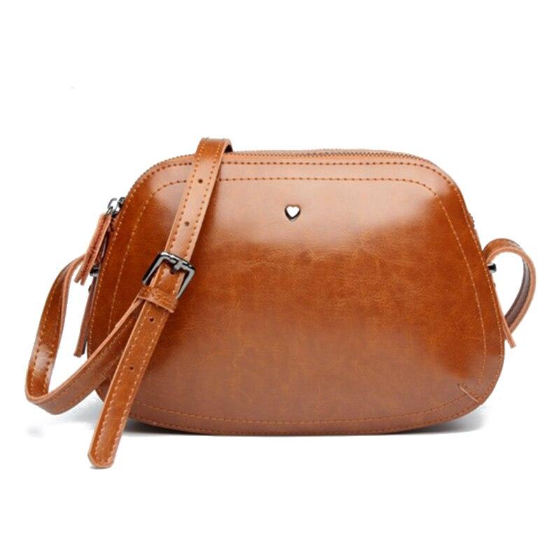 YUFANG femmes Mini Messenger sacs en cuir véritable petits sacs à bandoulière huile cire peau de vache paquet de fête petits sacs à bandoulière femmes