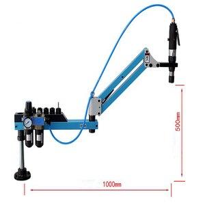Image 3 - Pneumatische Tapping Machine Tikken Capaciteit M3 M12 Rocker Tikken Machine Universele Draad Tikken Machine Frame 400 Rpm 1 Pc