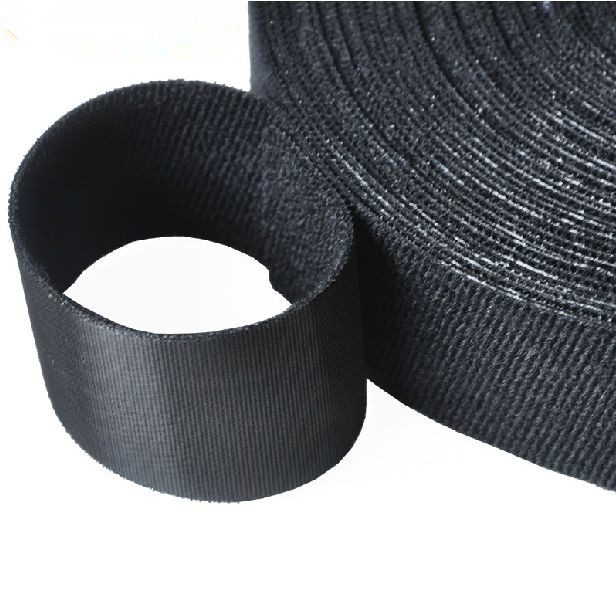 aacb1240084b Freeshipping 8cmx5m/roll ultra thin magic tape cable tie nylon strap Power  Wire Management Magic Tape Sticks Hook & Loop Tape