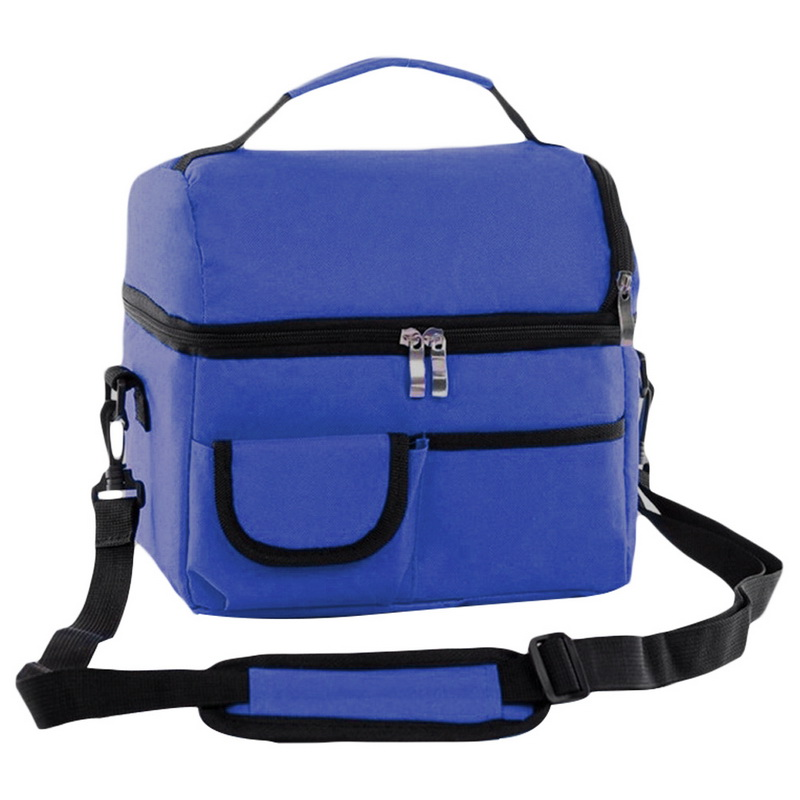 Oeak Thermal Lunch Bag For Women Kids Men Multifunction Food Picnic Cooler Case Insulated Tote Bags Storage Container