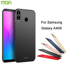 купить MOFi For Samsung Galaxy A40S Cover Phone Case Ultra Thin Slim Cover Cases For Samsung Galaxy A40S Protective Back Cover Shell дешево