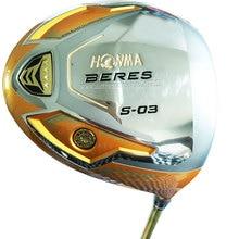 Nowe kluby golfowe HONMA S 03 4 golfowym driver 9.5 lub 10.5 loft grafitowy Golf wał R lub S flex kierowca Cooyute darmowa wysyłka