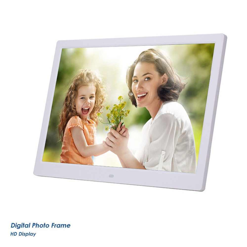 10'' ultra-thin Digital Photo Frame Support MP3 MP4 MOVIE + Remote Control Free shipping
