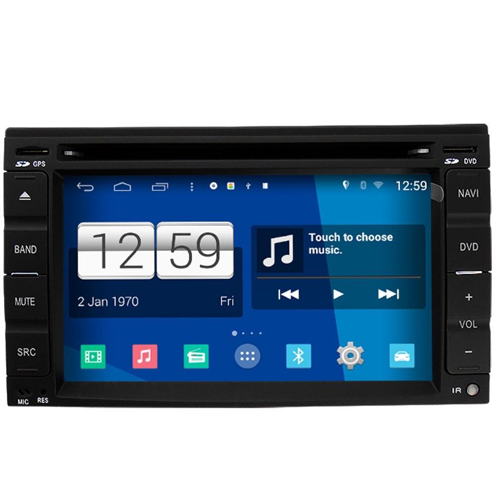 Winca S160 Android 4.4 Système Voiture DVD GPS Headunit Sat Nav pour Nissan Pathfinder 2005-2010 avec Wifi/3G Hôte Radio Stéréo