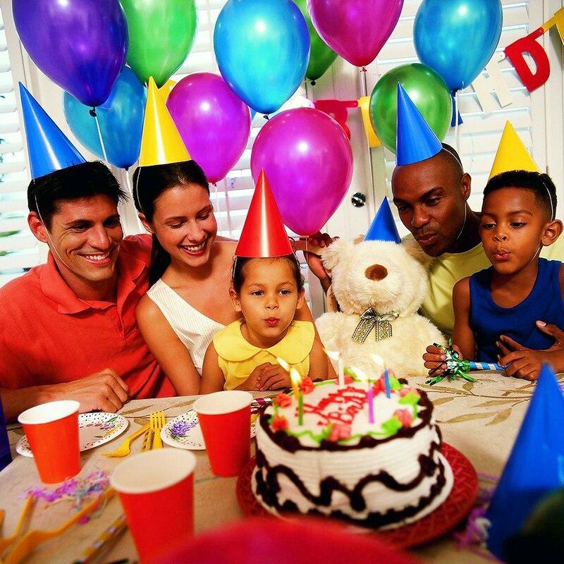100pcs/lot 1.5g Balloon Wedding Decoration Patry Supply Birthday Balloon -Free G