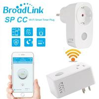 Broadlink Sp3,SP3S Power Meter Monitor,16A+Timer wifi socket plug outlet Smart remote wireless Controls for iphone Ipad Android