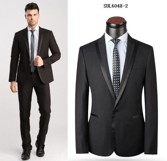 Mens Slim Fit Suits Designer | My Dress Tip