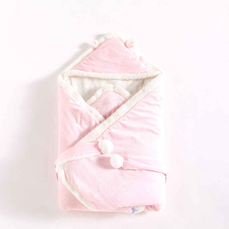 Baby Blanket & Swaddling Newborn Quilt Sleeping Bag Comfortable Multifunctional Baby Bag Baby Supplies infant baby sleeping bag baby blankets quilt thick natural cotton sleeping bag detachable sleeves newborn swaddling clothes