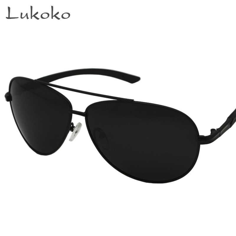 f7b4286b475 Lukoko Gozluk Men Polarized Sunglasses Fishing Aviador Male Gunes Gozlugu  2017 Sunglases Men Polarized Italian Eyewear