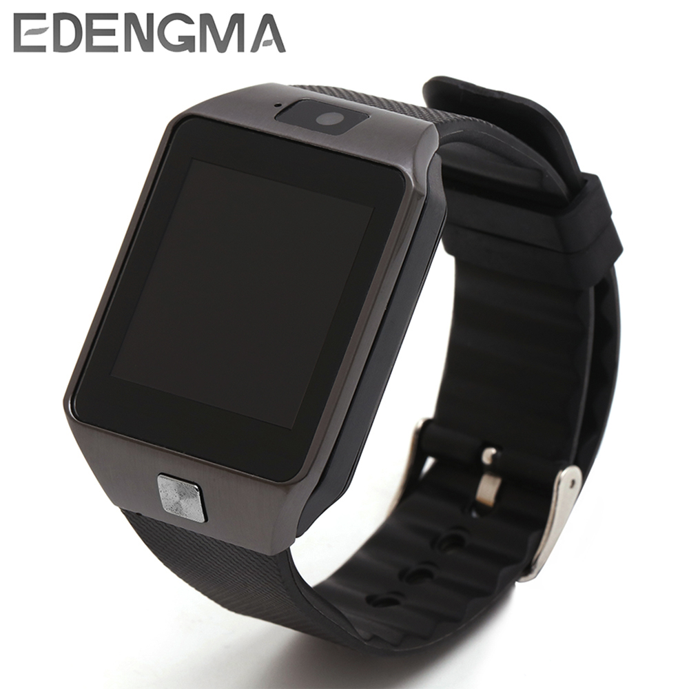 EDENGMA smart watch a1/men/for children smartwatch women/android/a1 Bluetooth watch Support call music Photography SIM TF card 5