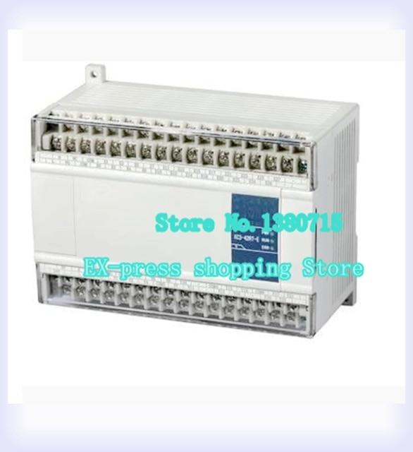 New XC3 24R E PLC CPU AC220V 14 DI NPN 10 DO Relay