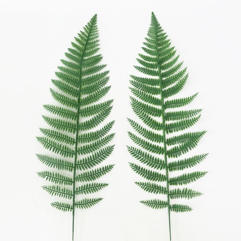 JAROWN Artificial Plants Fern Leaf Nordic Minimalist Style Decor Flower For Wedding Home Flower Arrangement DIY Accessories (5)
