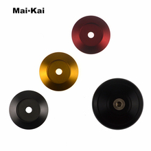 MAIKAI Motorcycle CNC Left Front Wheel Cap For VESPA GTS 150 300 SEPER SPRINT 125 PRIMAVERA