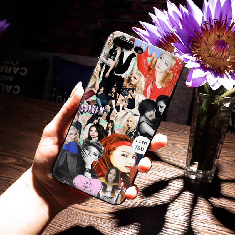 Maiyaca F (X) F X Kpop Cao Cấp Thời Trang Ốp Lưng Điện Thoại Apple iPhone 11 PRO 8 7 66S Plus X 5 5S SE XS XR XS Max Di Động Bao