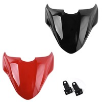 Hot Motorcycle ABS Rear Tail Pillion Passenger Hard Seat Cover Cowl Fairing Set for 2014 2018 Ducati Monster 821 2015 2016