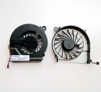SSEA Brand New Original fan for HP CQ42 G4 CQ56 G42 CQ62 G62 laptop fan 055417R1S CPU cooling Fan Free shipping image