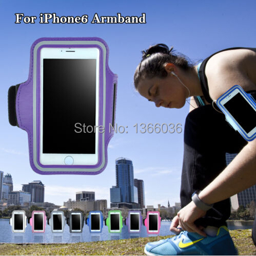 Smart Winangelove 200pcs Flexible Running Gym Sport Waist Case Armband Pouch Bag Cover For Iphone 5 6 7 For Samsung S6 Armbands