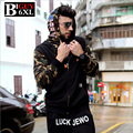 Oversized Hoodies Men Plus Size Mens Hoodies And Sweatshirts 6XL 5XL 4XL 2016 Camouflage Hooded Zipper Male Sweatshirt  375hood