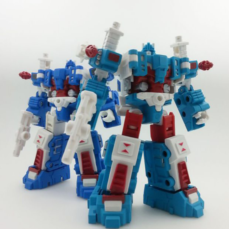 ( IN STOCK) Toy IronFactory IF-EX04C City Commander Classic Color