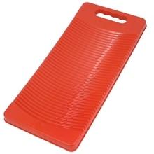 Пластиковая прямоугольная доска для мытья одежды 50 см в длину Красный, зеленый, синий случайный