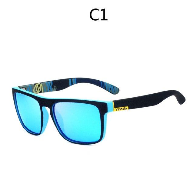 Viahda 2018 novo e mais legal Óculos Polarizados Esporte óculos de Sol  Óculos de Pesca Óculos De Sol Masculino Com caixa 1e5ede2b63