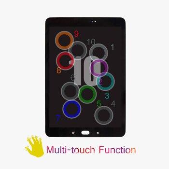 SRJTEK Per Samsung Galaxy Tab S3 9.7 T820 T825 T827 Display LCD Di Tocco Digitale Dello Schermo Di Vetro A CRISTALLI LIQUIDI A Matrice SM-T820 SM-T825 Montaggio