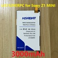 3000mAh LIS1529ERPC Mobile Phone Battery for Sony Xperia Z1 mini Z1mini D5503 Z1 Compact M51w