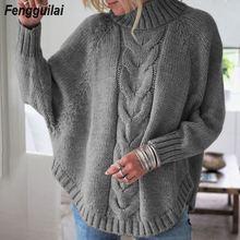 купить!  Свитера женщин осень зима мода основной пуловер женские джемперы с длинным рукавом Pull Femme повсед