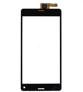 Image 2 - 4.6 מגע עבור Sony Xperia Z3 Z3 מיני קומפקטי D5803 D5833 חיישן עדשת חזית זכוכית פנל Digitizer מסך מגע