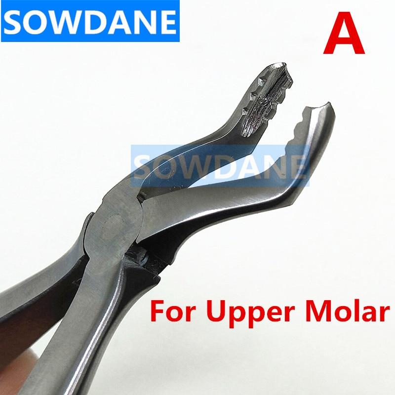 1 Pcs Dental Children Tooth Extraction Forcep For Upper Molar Dental Orthodontic Instrument Tool