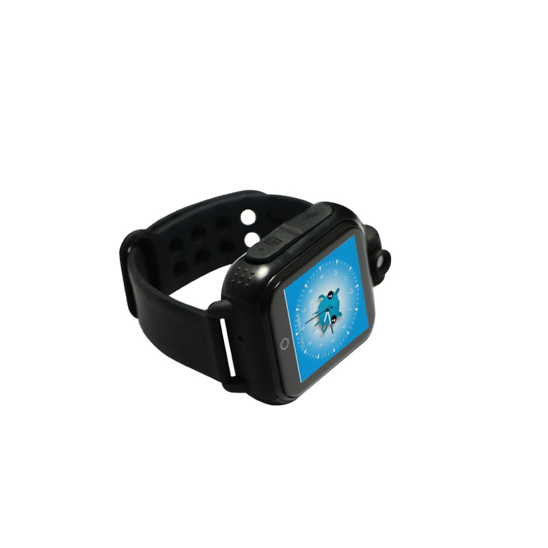 ФОТО Touch screen smart card camera care for elderly parents in elderly men and women safe voice positioning SOS Watch