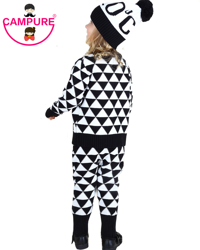 Kids Clothes Costume For Children kids Sets Sweaters Pants