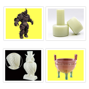 Image 5 - Flsun impresora 3D de gran precisión, Kit de impresora 3D de gran tamaño, 260x260x350mm, cama caliente, tarjeta Sd de filamento de un rollo