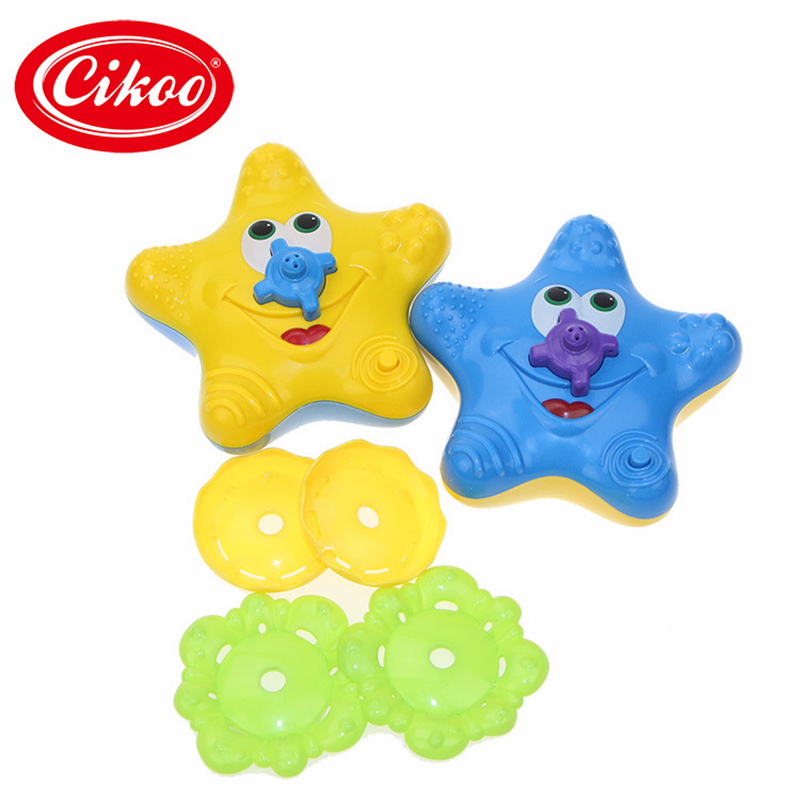 Bathing-water-bath-toy-starfish-BABY-sassy-toys-Swimming-toys-WJ083-3