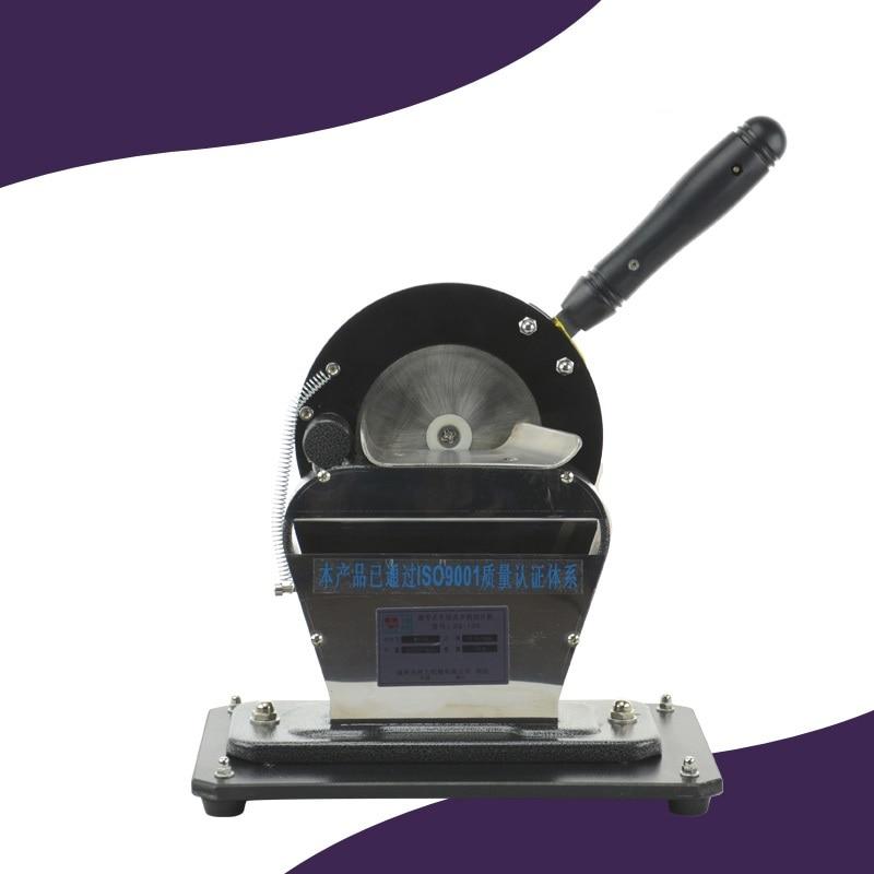 все цены на (CapsulCN) CN-799 Manually Adjustable Stainless Steel Medicine Slicer Machine,Herb Cutting Machine Maca Ginseng Ganoderma онлайн