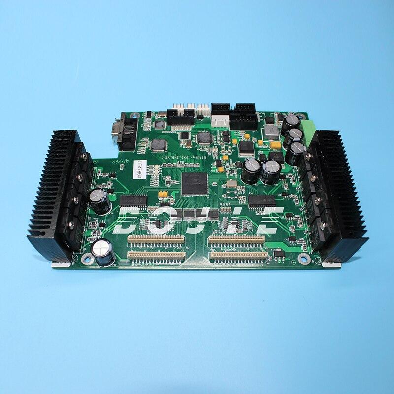Version 2.1V 2 heads dx5 print head board for allwin E1602 printer generic roland xc 540 xj 540 640 740 head board for 6 heads