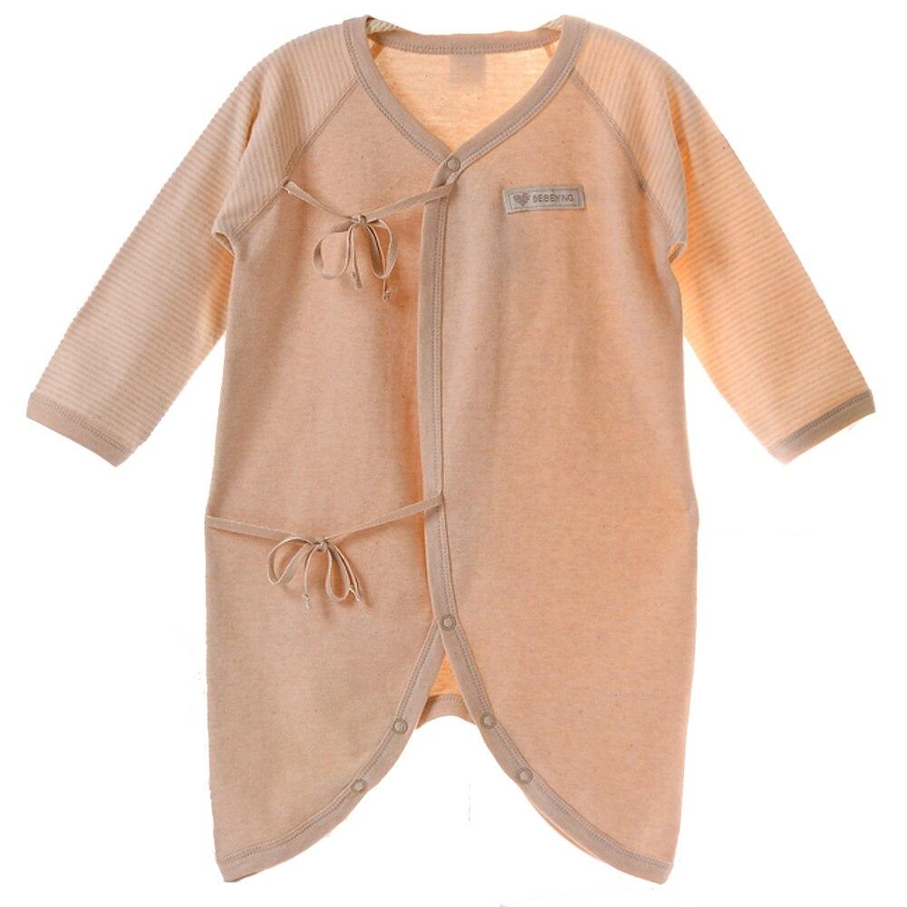 Fairy Baby Newborn Organic Cotton Kimono Long Sleeve Onesies Jumpsuits