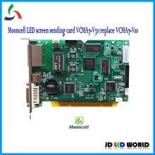 Mooncell VCMA7-V10 (substitua por VCMA7-V30) ao ar livre e envio de cartão de controlador de tela de vídeo levou interior