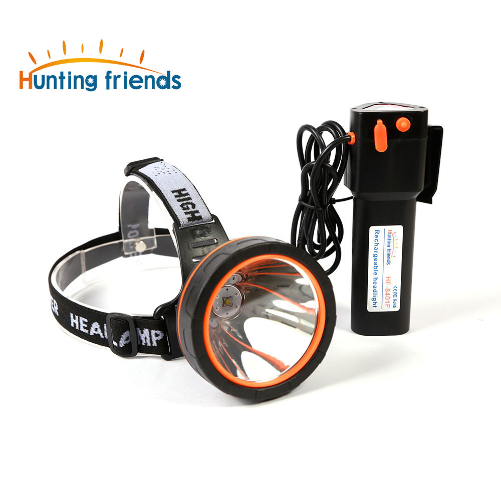 12pcs/lot Powerful Headlight Super Bright Headlamp Rechargeable flashlight forehead Waterproof LED Headlight for Hunting Camping 12pcs lot hunting friends super bright led headlamp rechargeable flashlight forehead waterproof headlight head flashlight torch