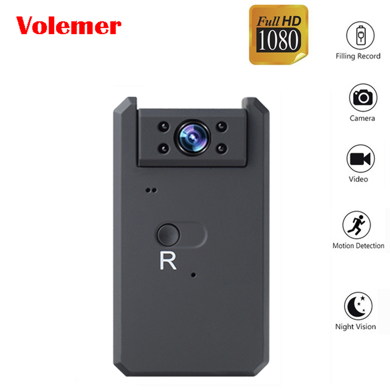 Volemer MD90 Mini WifI Camera mini P2P cam IP camcorder Infrared Night Vision Motion Detection wide