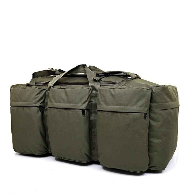 90L Camping sac à dos sacs tactiques escalade militaire sac à dos grand bagage sacs à dos Camouflage extérieur sac à bandoulière XA280WA - 2