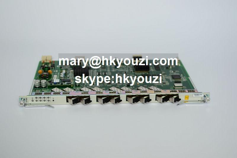 GTGOG C ++, 8 portos GPON OLT vonalkártya GTGOG (8 db GPON-OLT - Kommunikációs berendezések - Fénykép 2