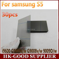 30 unids polarizado de cine Para Samsung Galaxy S5 i9600 G9006V/W G9008V/W 9009D/W de la pantalla lcd película polarizada con pantalla de película gruesa