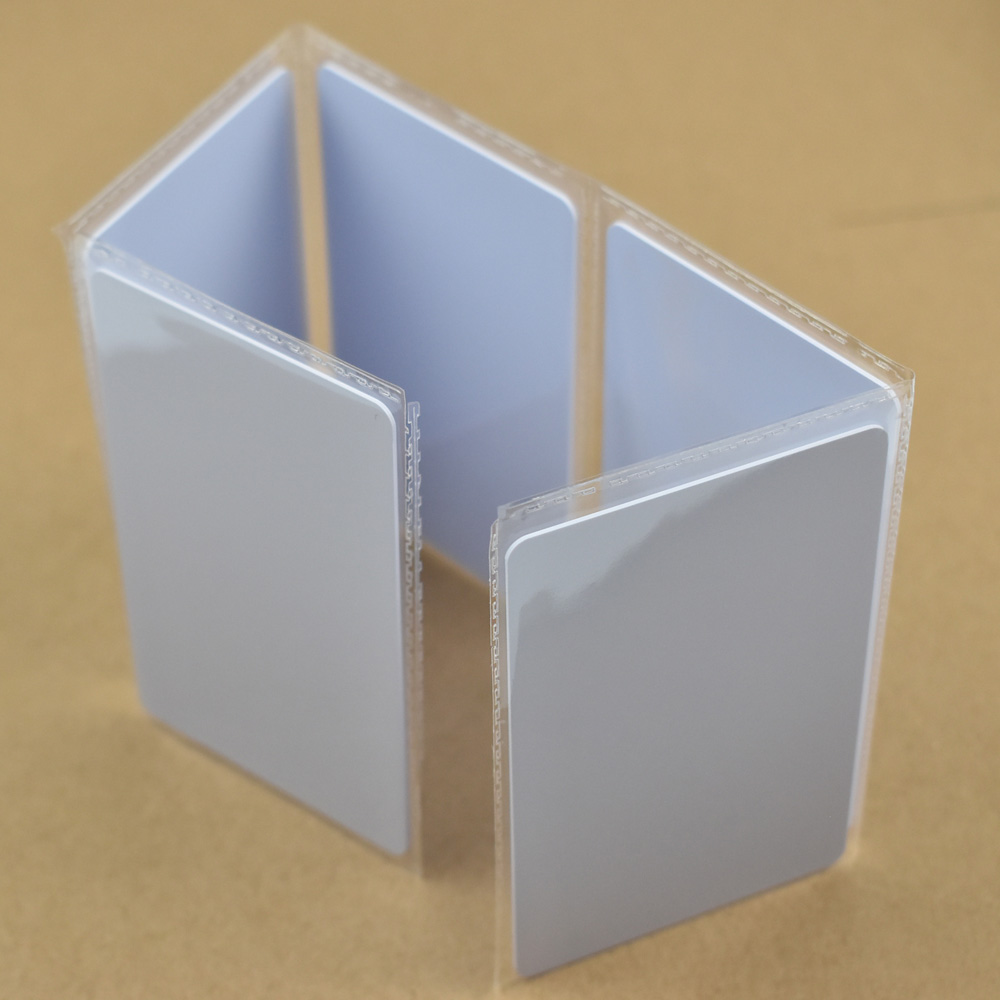 30pcs ISO14443A NFC Card RFID Smart Tag 1k NTAG215 Chip White Card for All NFC enabled devices